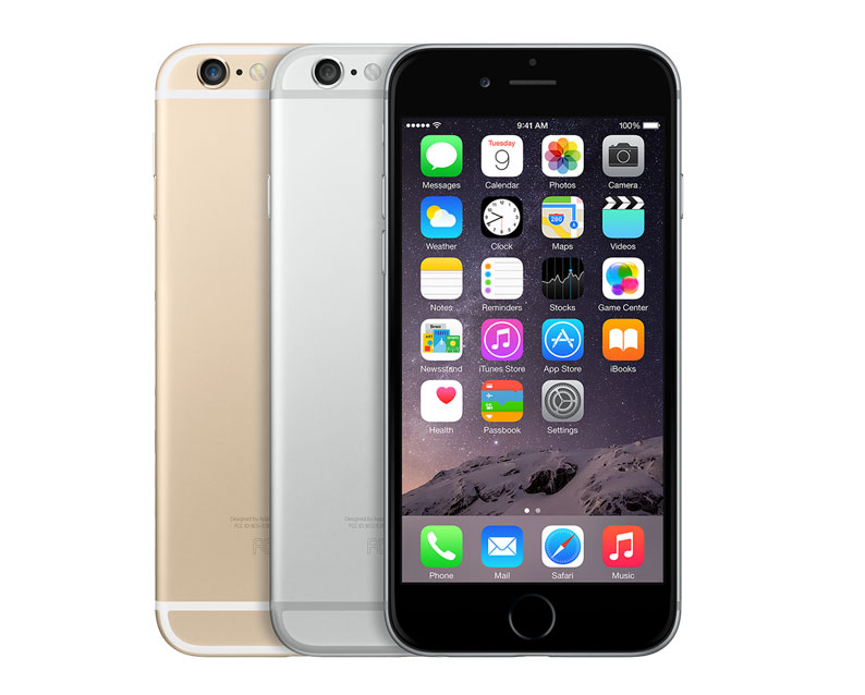 Apple iphone 6s hasta 128 GB - Pantalla de 4.7