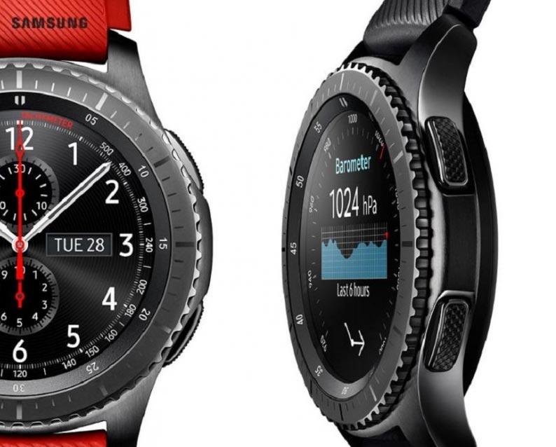 Samsung Gear S3 - Frontier